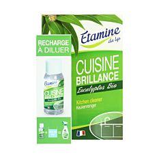 Recharge cuisine brillance Eucalyptus 50ml Bio