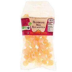 Bonbons miel & eucalyptus 120g Bio