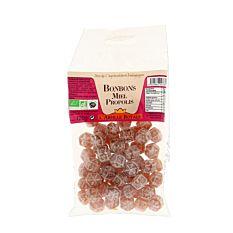 Bonbons miel & propolis 120g Bio