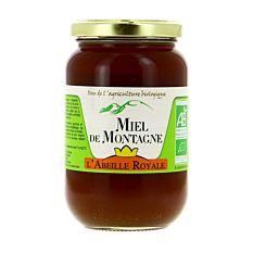 Miel de montagne Espagne 500g Bio