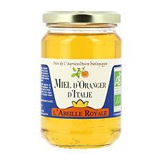 Miel d'Oranger 375g Bio