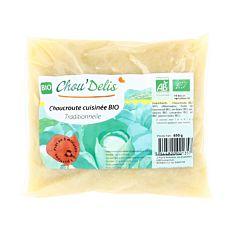 Choucroute cuisinée traditionnelle 650G Bio