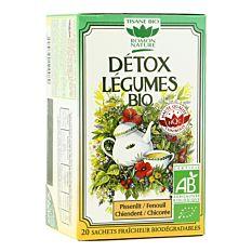 Infusion Detox Legumes + 4Inf Bio