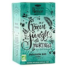 Infusion Green Jungle 16 infusions Bio