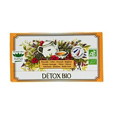 Infusion Detox + 4Inf Offert Bio