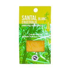 Résine aromatique Santal blanc d'Australie 25G