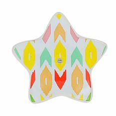 Porte-Encens Céramique en étoile
