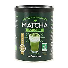 Boisson instantanée Matcha Douceur 150G Bio