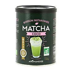 Boisson instantanée Matcha Coco 150G Bio