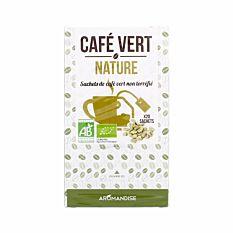 Cafe Vert Nature Inf 20G Bio