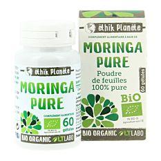 Moringa pure 60 gélules Bio
