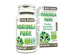 Moringa pure - 150 gélules Bio