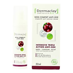 Soin complet Intensive anti-âge 50ml Bio