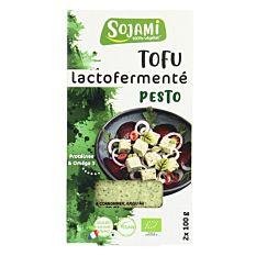 Tofu Lacto Pesto 200G Bio