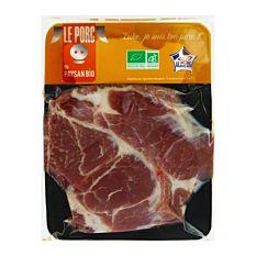 Côte de porc sans os x1 150g Bio