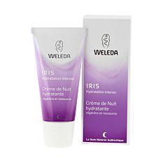 Crème de nuit hydratante Iris 30ML Bio