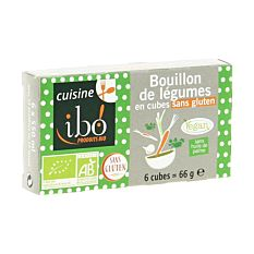 Bouillon Legumes Sg 66G Bio