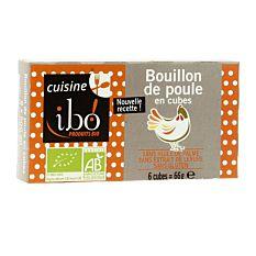 Bouillon de Volaille 8x10g Bio