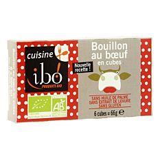 Bouillon de Bœuf en cubes 66g Bio