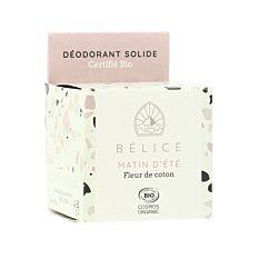 Déodorant Solide Matin d'été 38g Bio