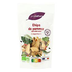 Chips de Pommes sans sucre ajouté 50g Bio