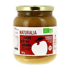 Purée de pommes sans sucres ajoutés 705G Bio