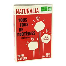 Tofu nature 250G Bio