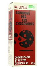 Cookies Tout Choco 175G Bio