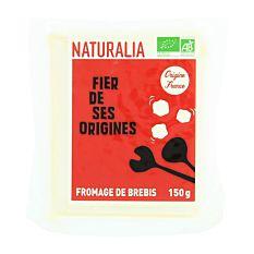 Fromage frais de brebis 150G Bio