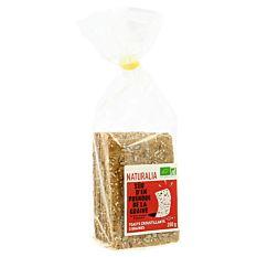Toasts croustillants épeautre 3 graines 200G Bio