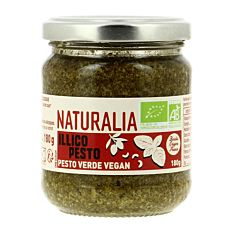 Pesto vert vegan 180g Bio