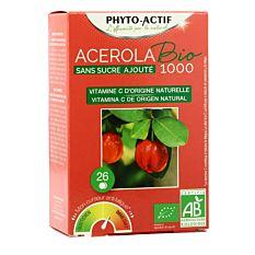 Acerola Sans Sucre 1000 Bio