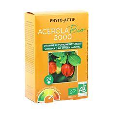 Acérola 2000 - 24 comprimés Bio
