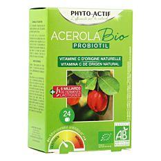 Acerola Probiotil Bio