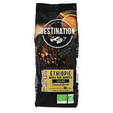Café moka Ethiopie en grain 500g Bio