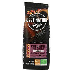 Café moulu colombie 250g Bio