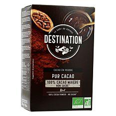 Pur Cacao Maigre 250G Bio