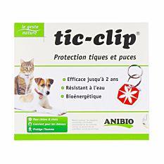 Medaille Tic-Clip Anibio