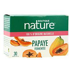 Papaye fermentée - 30 sachets