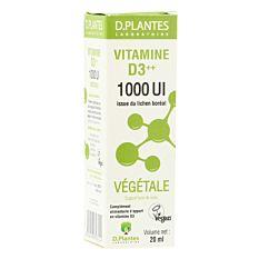 Vit D3 Vegetale 1000 Ui 20 Ml