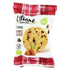 Snack Cookies aux pépites de chocolat sans gluten 50g Bio