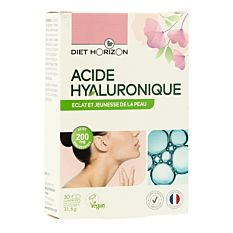 Acide hyaluronique vegan - 130 comprimés