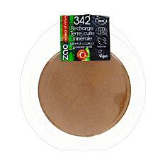 Recharge Terre cuite minérale n°342 Bronze cuivre