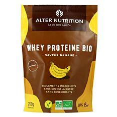 Whey protéines banane 200g Bio