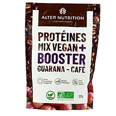 Protéines mix vegan Booster 200g Bio