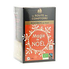 Rooïbos Magie de Noël - 20 sachets Bio