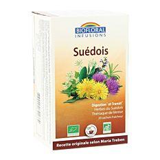Elixir Suedois Tisane Bio