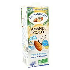 Lait D'Amande Coco 1L Bio