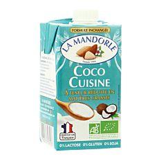 Creme Coco 25Cl Bio