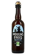 Bière Blanche Moulin d'Ascq 75cl Bio